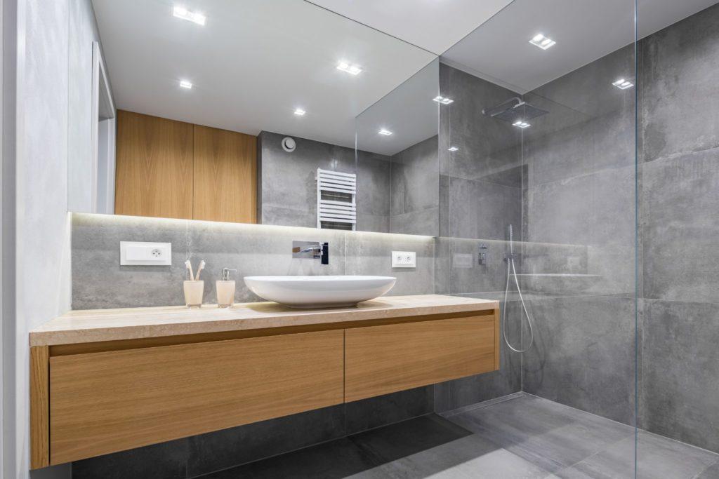 Illuminazione led bagno