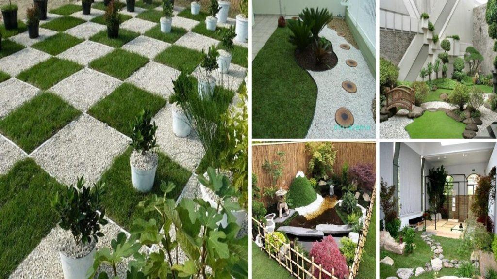 Come decorare un giardino con le pietre