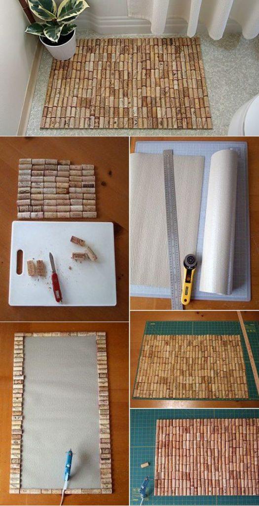 Come abbellire casa con i tappi di sughero