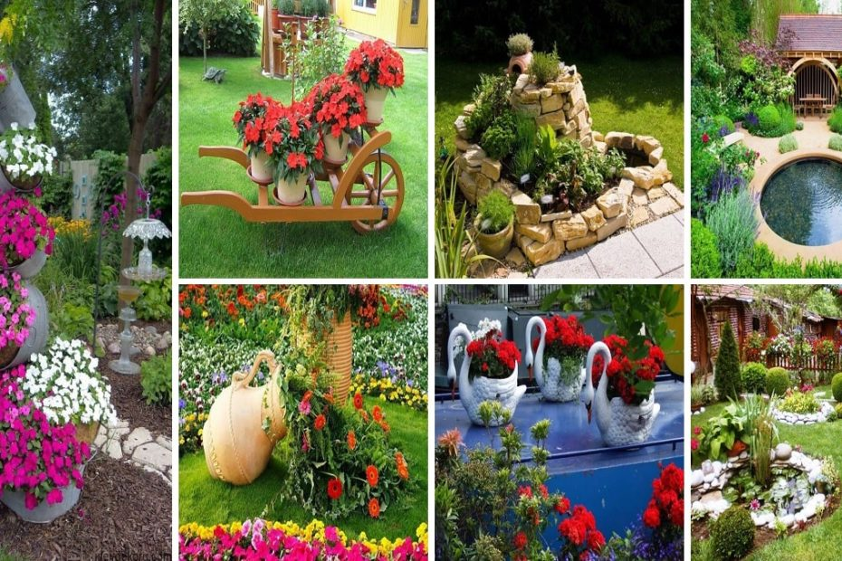 arredare un giardino