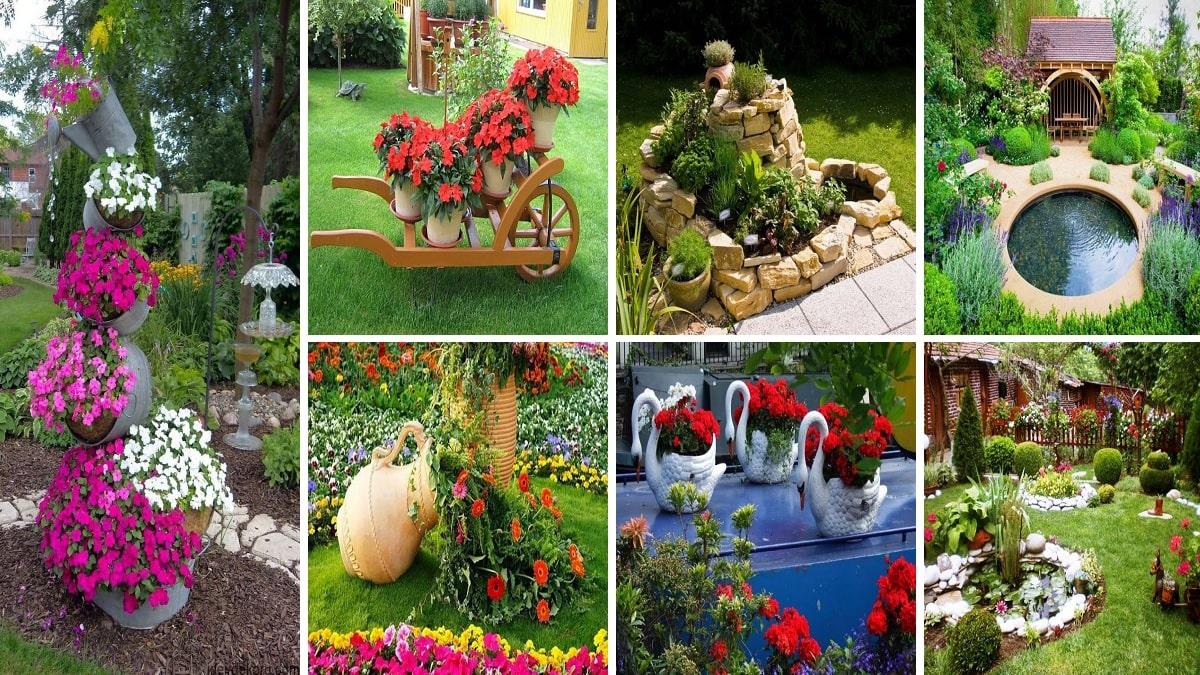 Arredare un giardino: 13 idee fai da te - La Passione Di ...