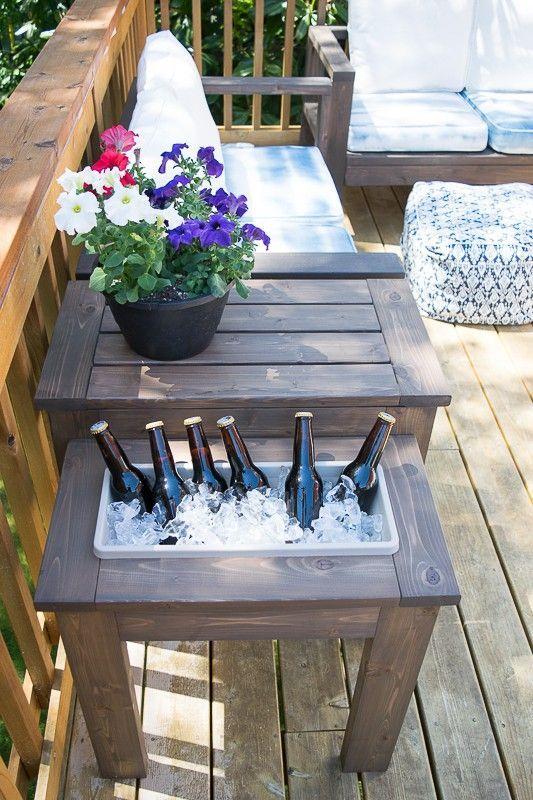 Idee giardino in estate
