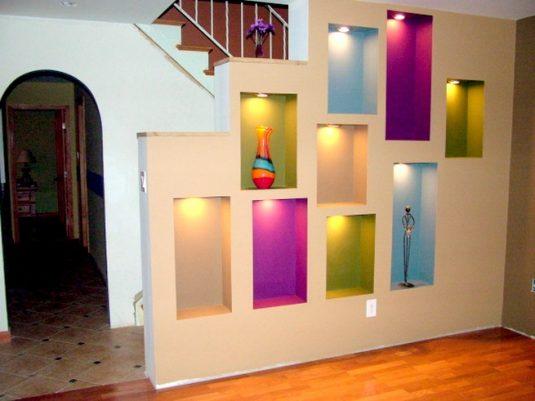 Come realizzare una nicchia da parete
