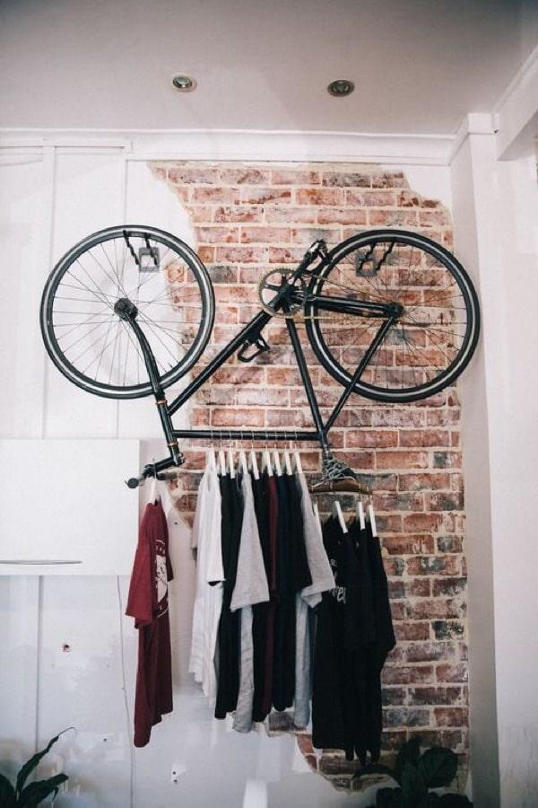riciclare una bicicletta