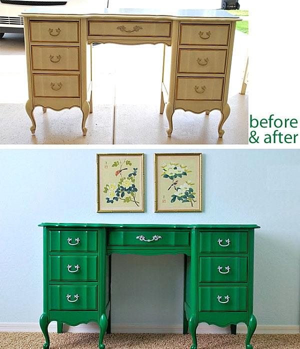 Come modernizzare mobili vecchi