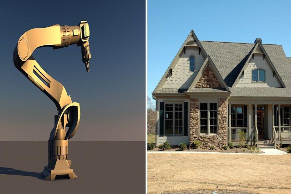 Il Primo Robot Al Mondo In Grado Di Costruire Una Casa 1 Min