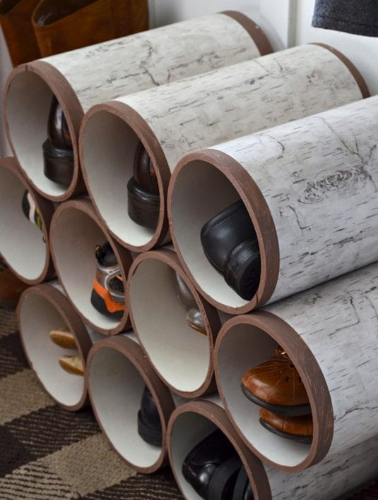 Organizzare Casa Con I Tubi In Pvc 6