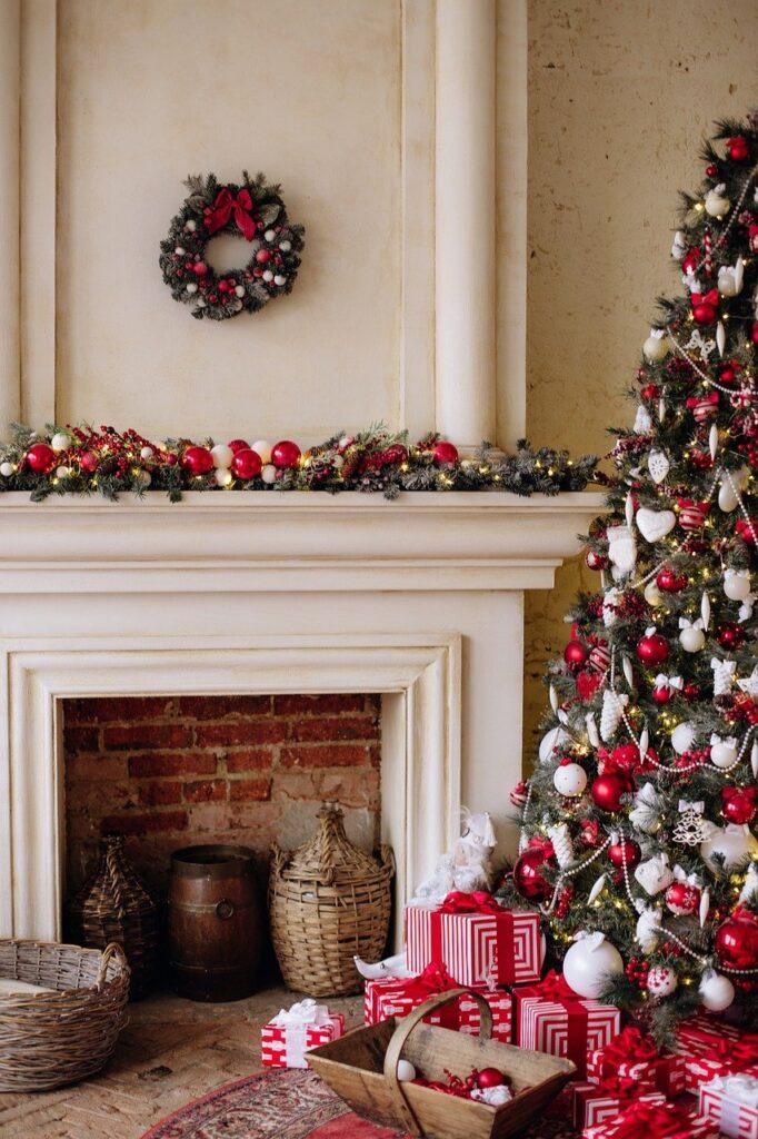 Camino Di Natale 18 Super Idee Per Addobbarlo La Passione Di Arredare