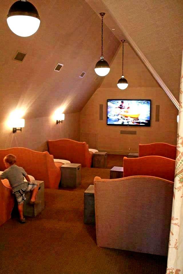 Cinema in casa: 10 idee originali per realizzarlo