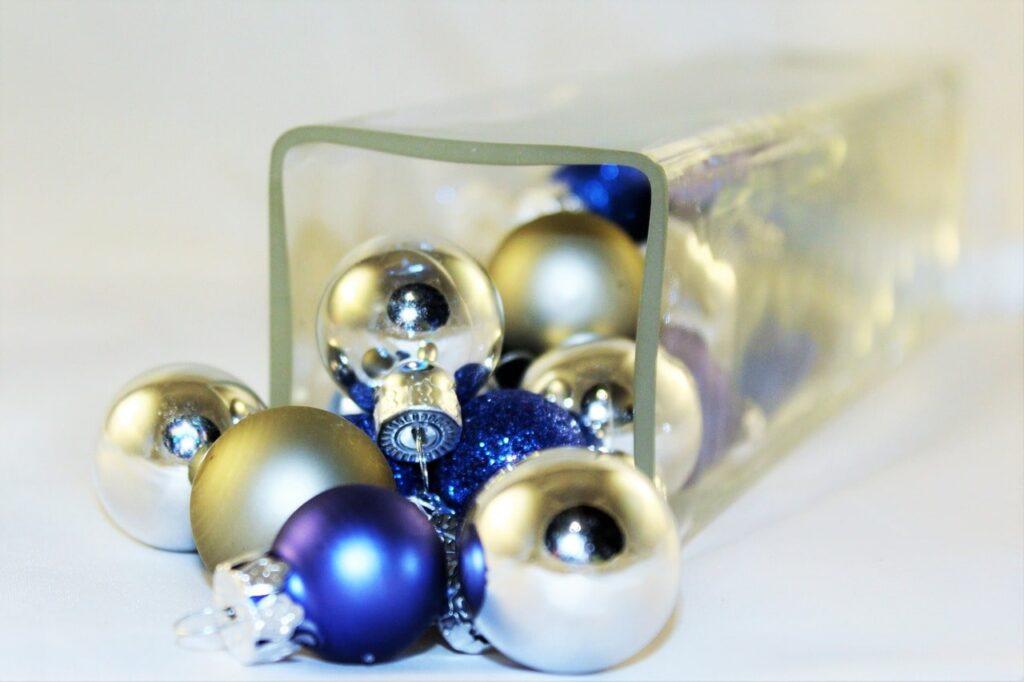 Decorazioni da pavimento per Natale: 40 idee