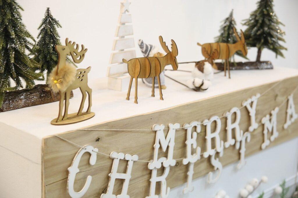 Decorazioni natalizie: idee originali per addobbare casa
