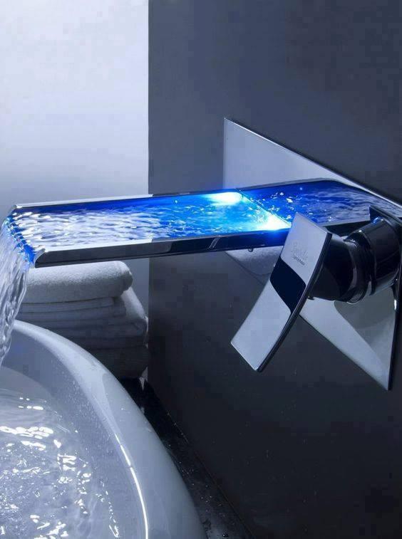 Rubinetti per il bagno in stile moderno