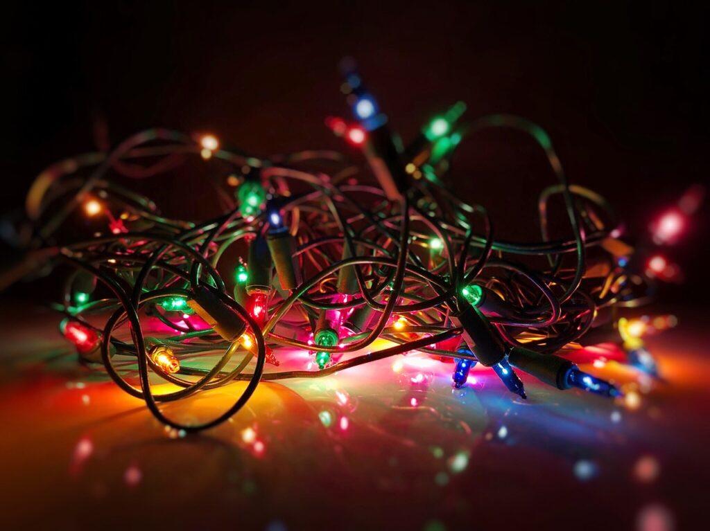 Conservare l'albero di Natale e gli addobbi natalizi