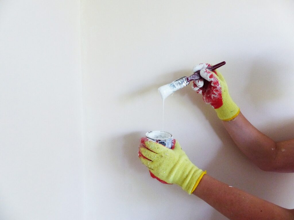 rinnovare le pareti