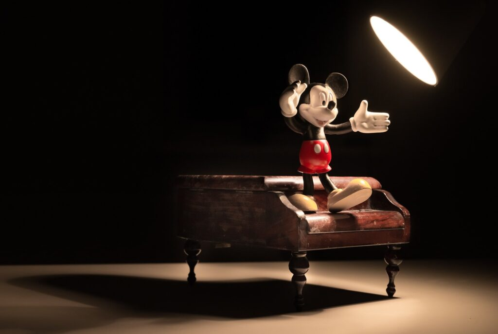 Camerette per bambini ispirate alla Disney!