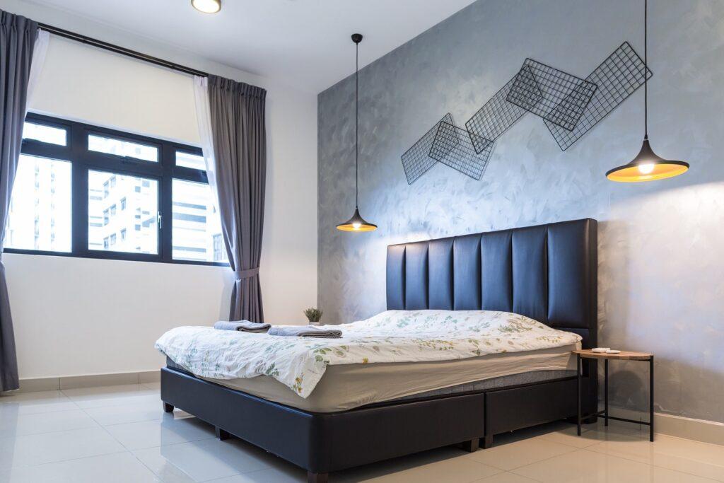 Come rialzare un letto contenitore basso con Ikea