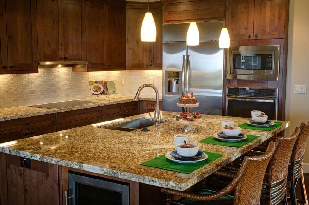 Cucina in legno idee di design