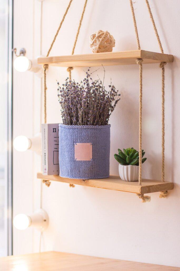 Come decorare casa con le corde