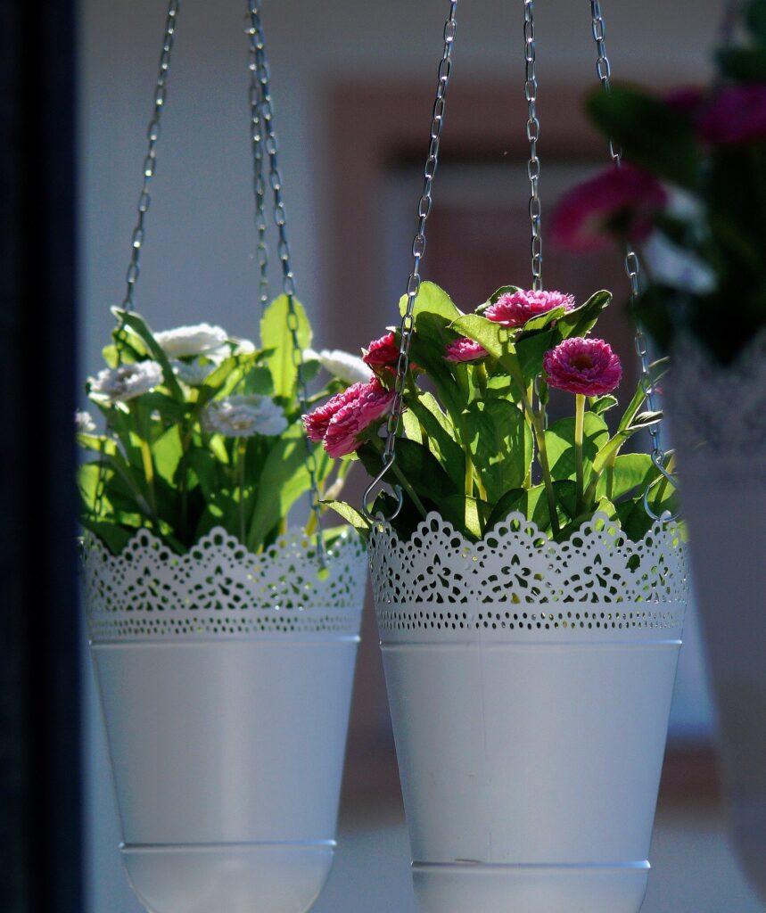 Come arredare casa con le fioriere