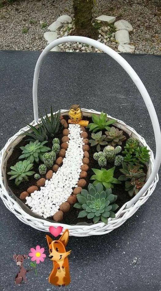 Mini giardino 20 idee fai da te per realizzarlo