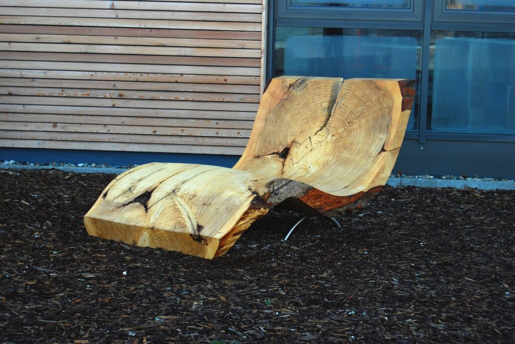Arredare con il legno