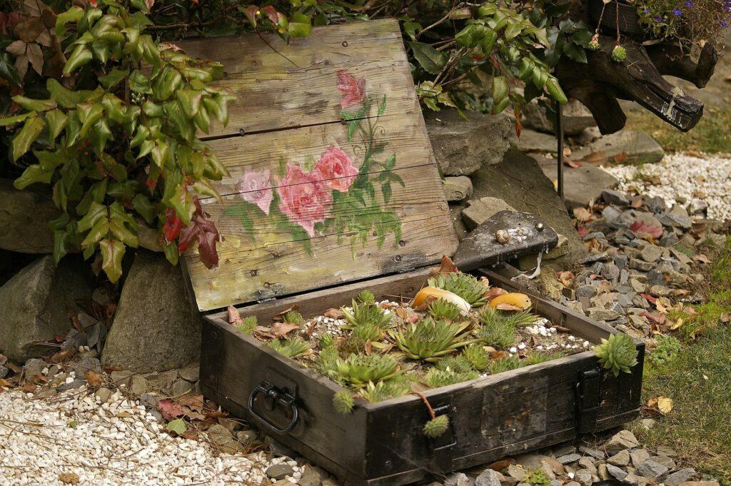 Idee per decorare il giardino