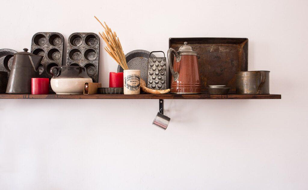Come arredare casa con le mensole