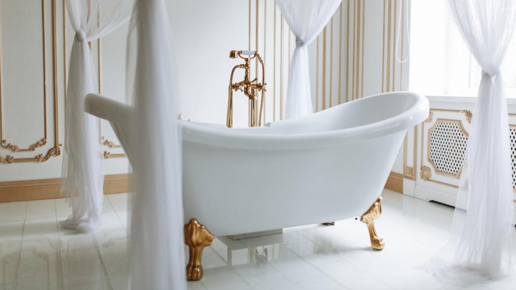 Come arredare un bagno grande