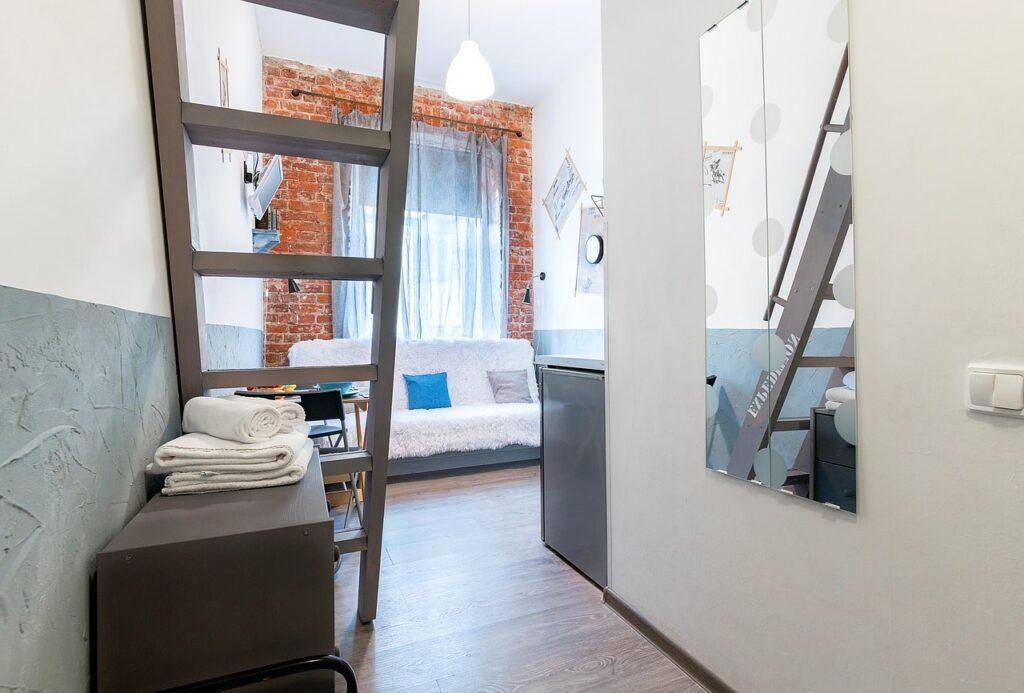 Come ottimizzare lo spazio di una stanza con un soppalco
