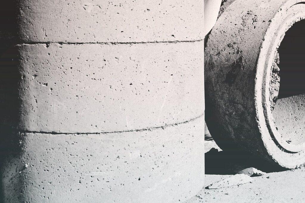 Cosa sono gli anelli di cemento per pozzi