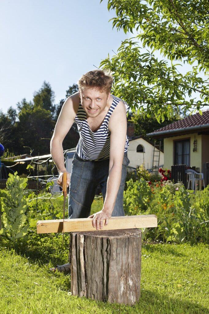 Decorare piccoli angoli di giardino