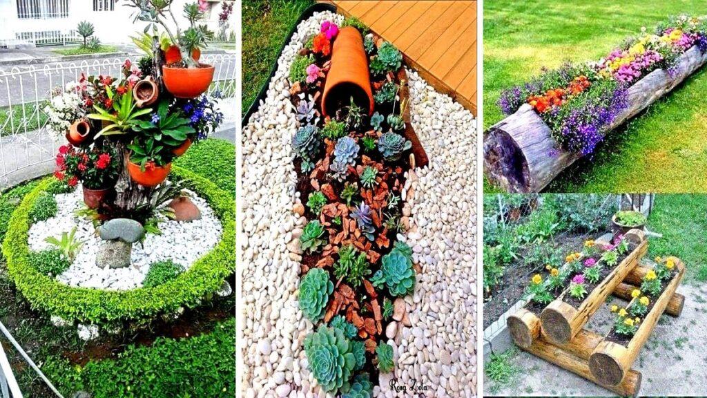 Come arredare un giardino spendendo poco