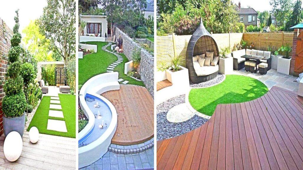 Arredare un giardino piccolo