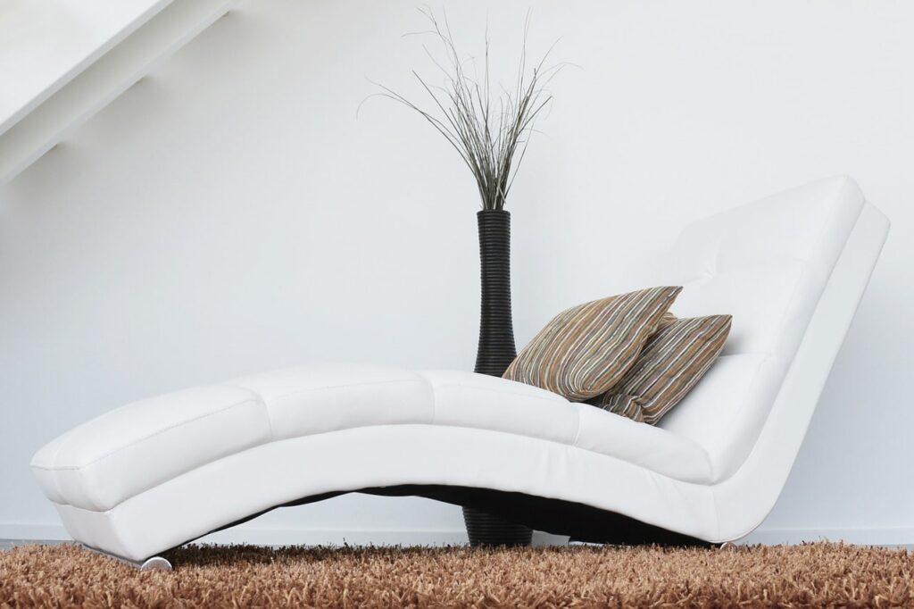Spazio esterno in stile minimal