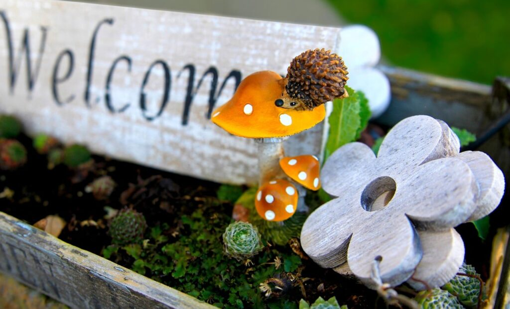 idee decorative in legno fai da te