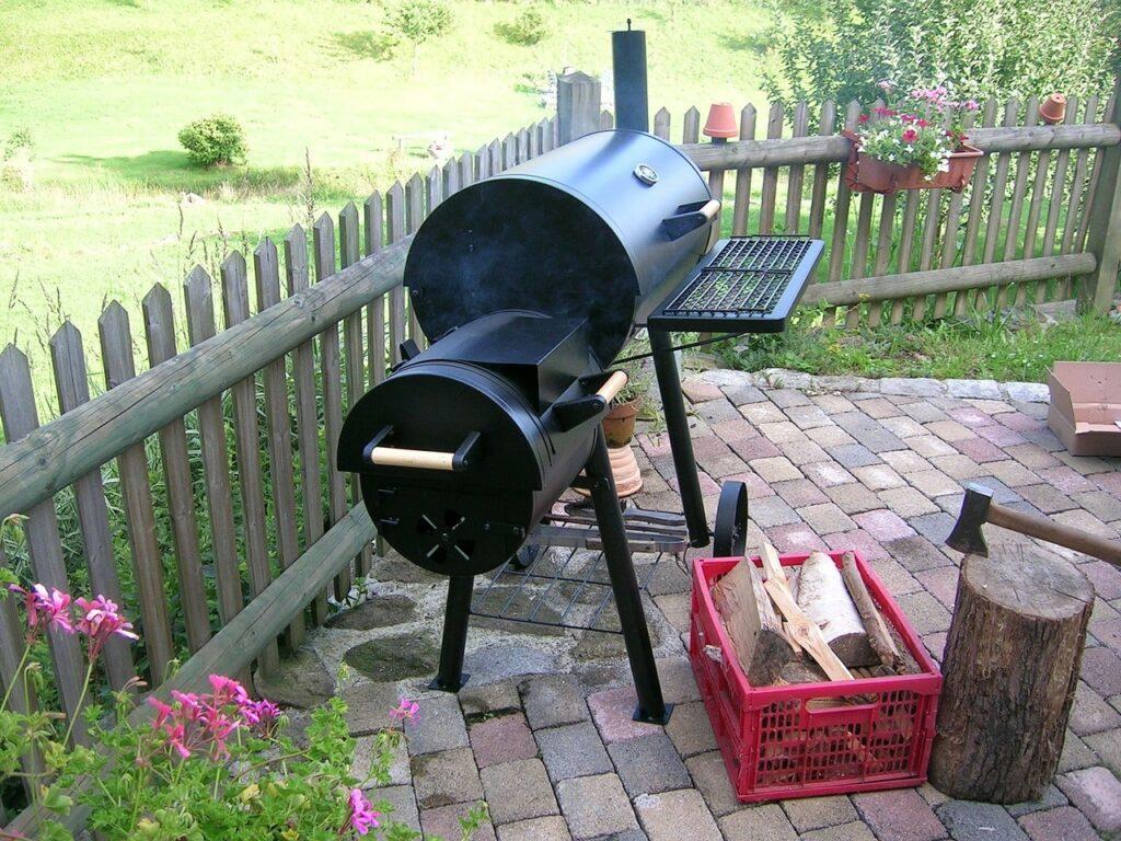progettare piccoli barbecue