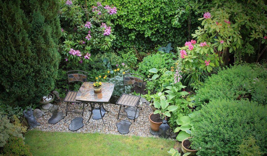 Come arredare un giardino