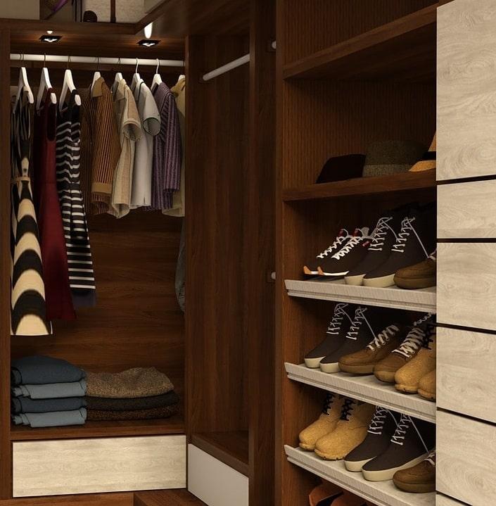 Come tenere in ordine le scarpe in casa