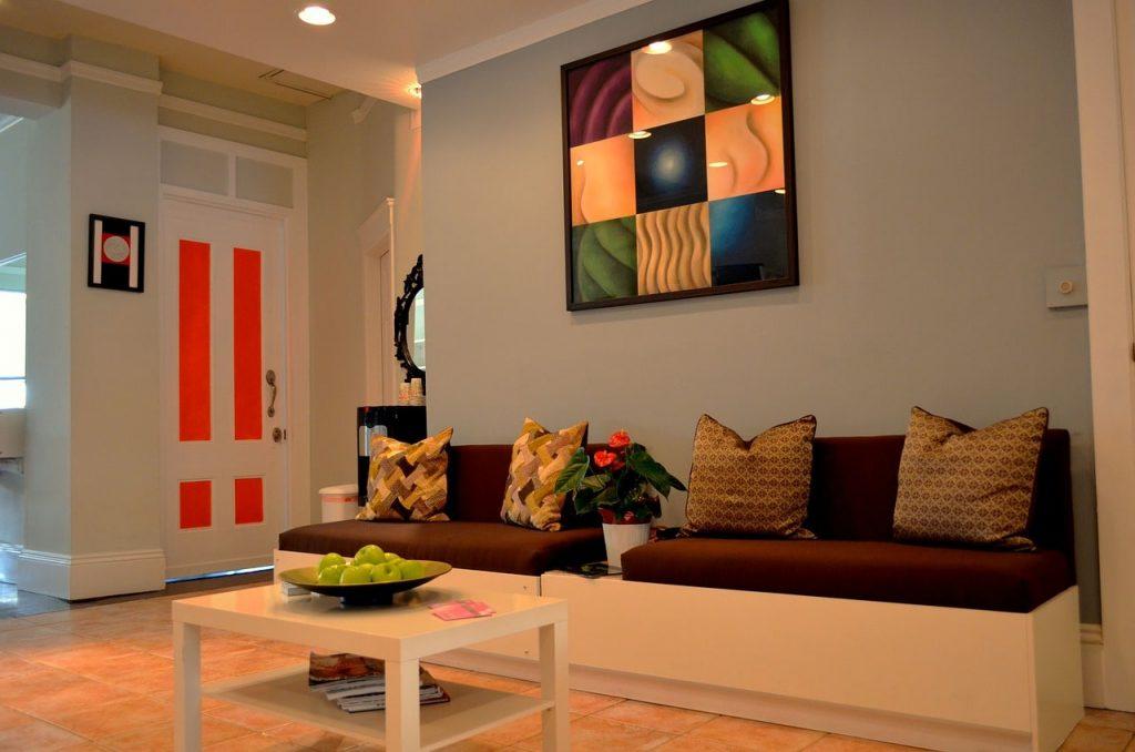 Come abbinare i colori in casa