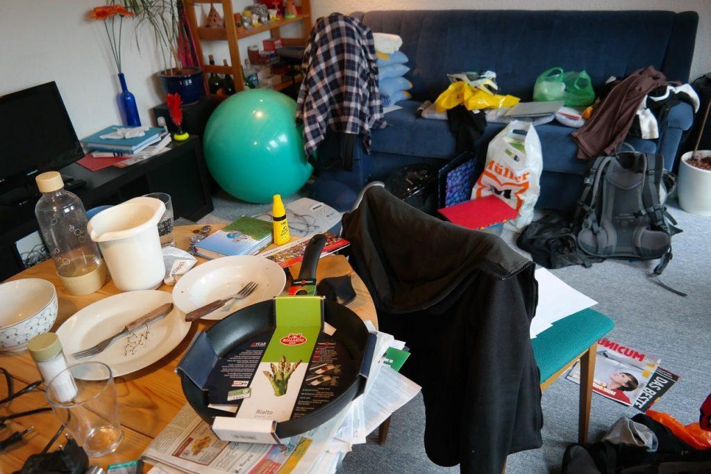 Errori da evitare in casa se hai meno di 30 anni